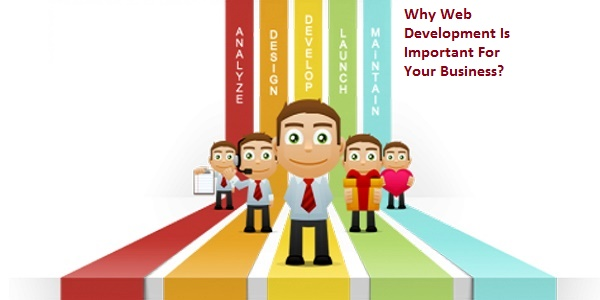 Why Web Development Is Important For Your Business?